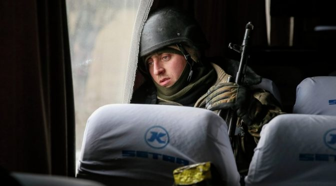 Ukraine's Army Recruiting Efforts are Failing