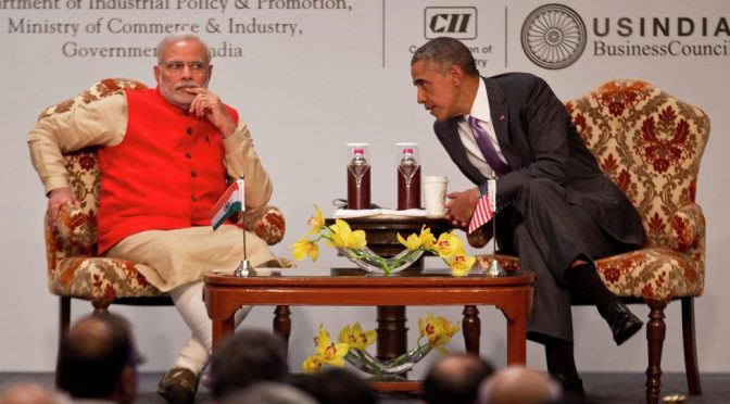 US Tries to Bully India Into Defense Cooperation