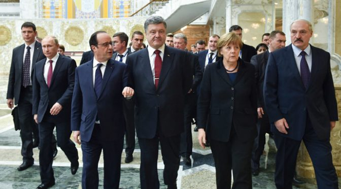Minsk Peace Talks 2.0: Will Poroshenko's Latest False Flag Works?