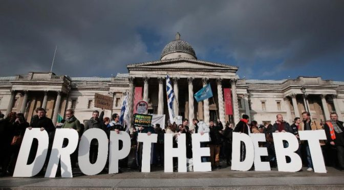 Debt Fraud: Greece Actually Owes Nothing!