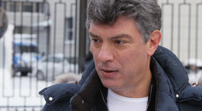 Breaking! Russian Opposition Politician Shot Dead @ Front of Kremlin