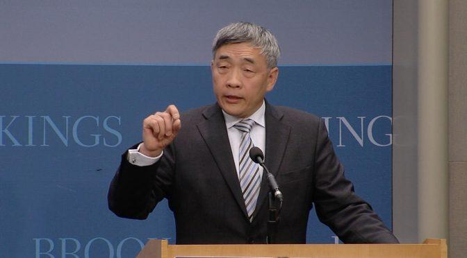 China Slams United States' Continuing Military Expansion