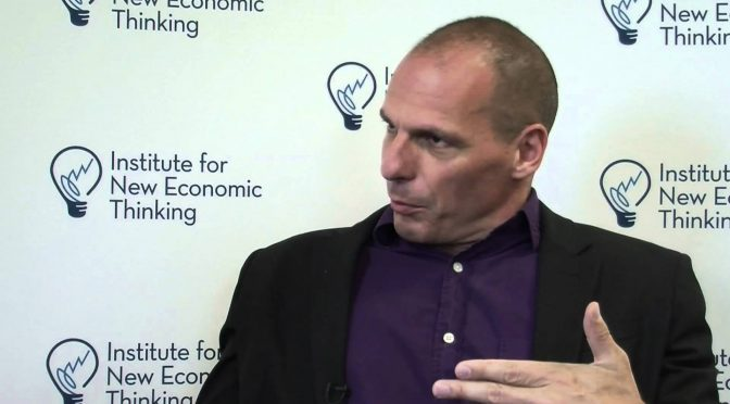 Who is Yanis Varoufakis, Greece's New Finance Minister?