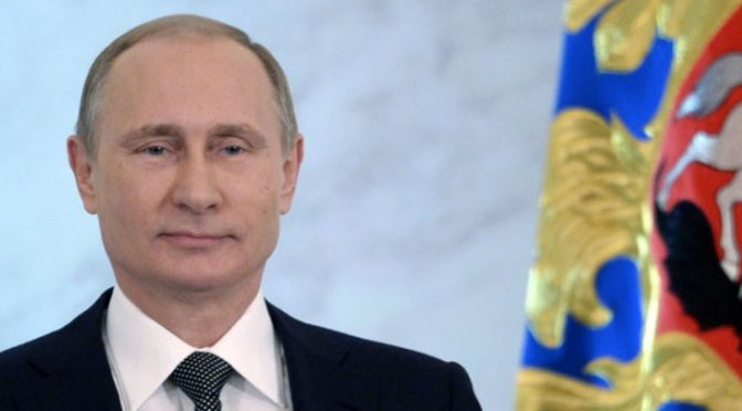 VT Demands: President Putin Release Documents Vital to World Peace