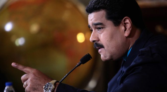 We'll Fight Back U.S Sanctions – Venezuela
