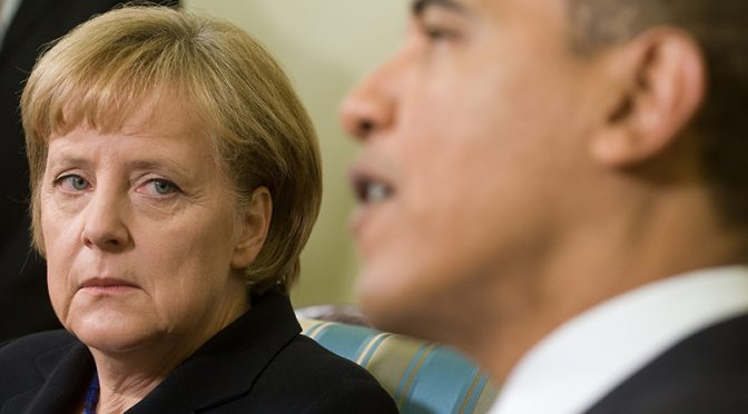 US Threatened Germany with Terror Attack Over Snowden