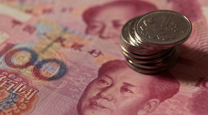 China's Mega International Payment System is Ready