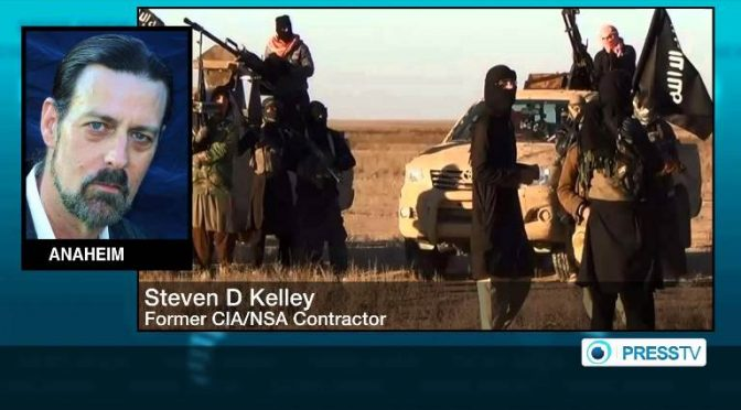 We Fabricated ISIS – CIA Contractor