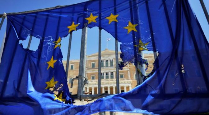 EU Bluff Against Greece and Russia Raises War Threat