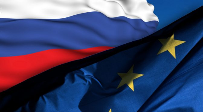 EU Won't Go to War with Russia Over Ukraine