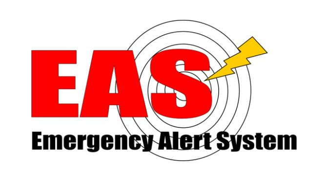 FEMA Testing its Emergency Alert System