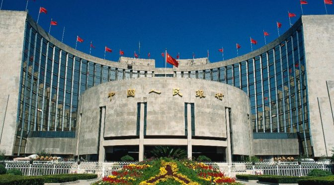 China's Final Act Before the Global Financial Reset