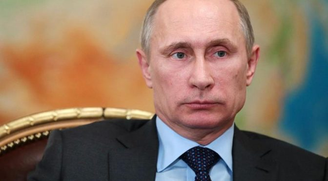 Putin is not Dead; He's in All of Us