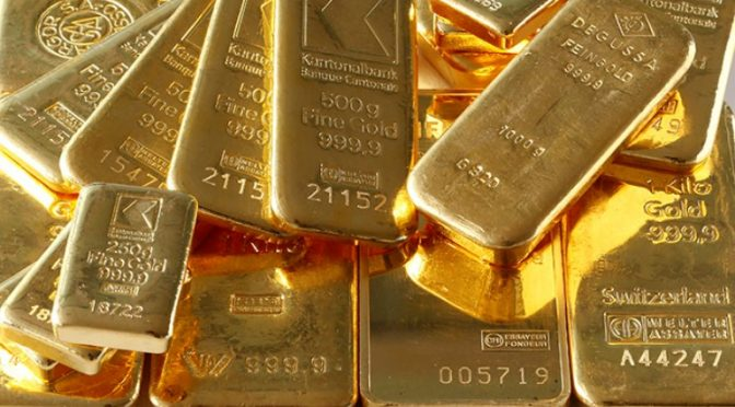 U.S. Quietly Snatches the Ukraine's Gold Reserves