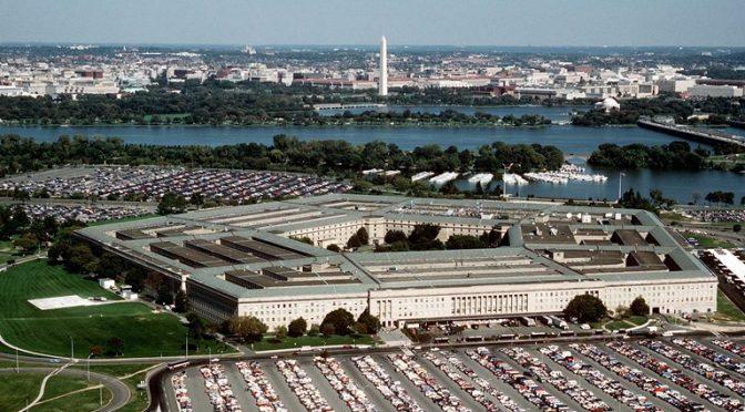 US House Approves $612 Billion for Pentagon