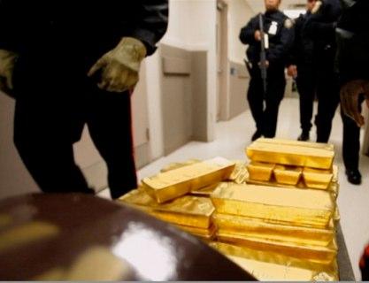 Ukrainian Gold Flown to Uncle Sam
