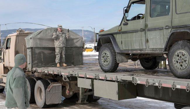 Maple Caravan + Jade Helm 15: Canada/US Military Exercise