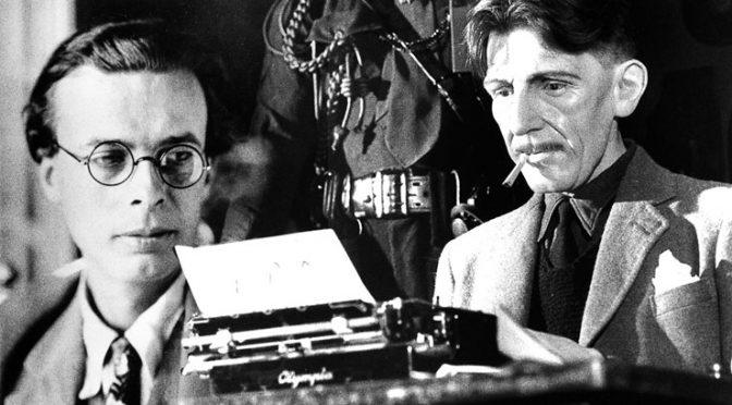 "Huxley's Letter to Orwell Regarding ""1984"""