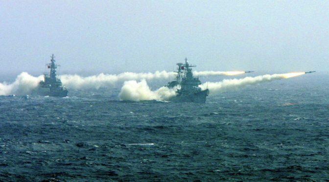 U.S. Warships in South China Sea May Lead to War Between US, China