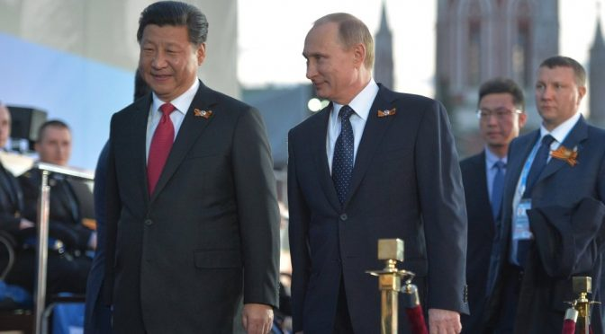 Russia & China Friendship, Threat to EU Market
