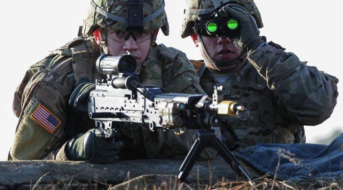War is Peace: US Needs External Enemy to Ensure Internal Unity