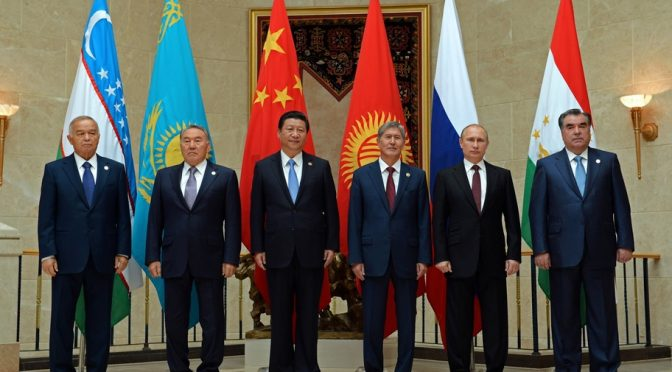 Russia, China Offer Eurasian Emporium, the US – Sabre Rattling