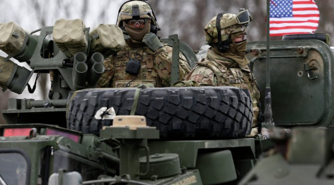 German Top Military Brass Condemn U.S. / NATO WarMongering