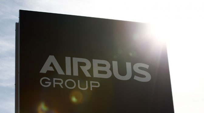 Airbus Charges NSA & Germany's BND for Espionage