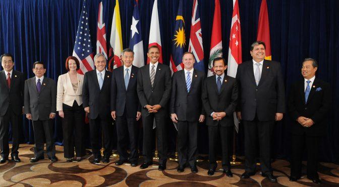 Secret TPP Chapter on Investment