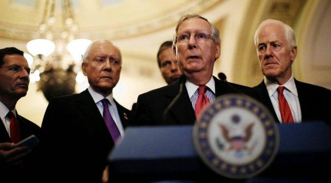 US Senate Approves Fast Track Trade Measure