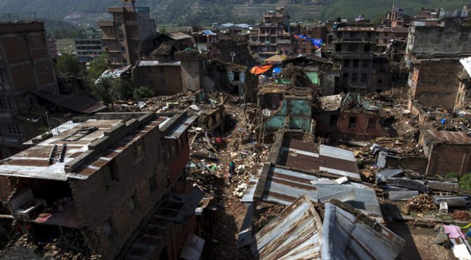 Nepal Hit by Deadly 7+ Magnitude Quake Again