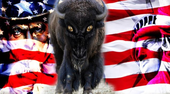 America: A Dangerous Flailing Beast