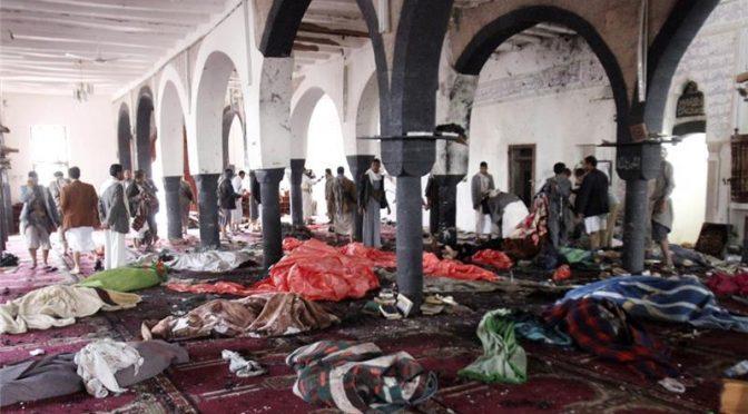 The Evil Within Saudi Arabia's Bombing of Yemen