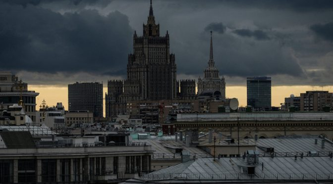 Belgium & France Freezing Russian Assets