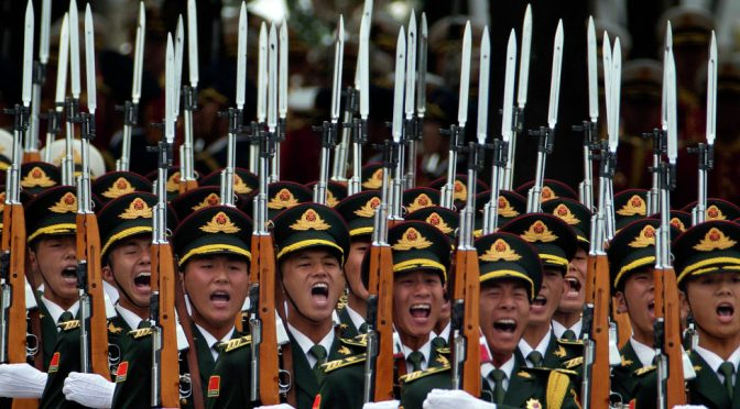 Is China Building an Empire?