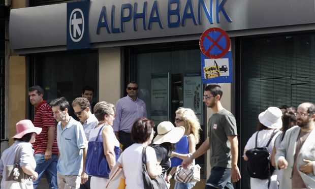 Greek Banks On Verge Of Total Collapse