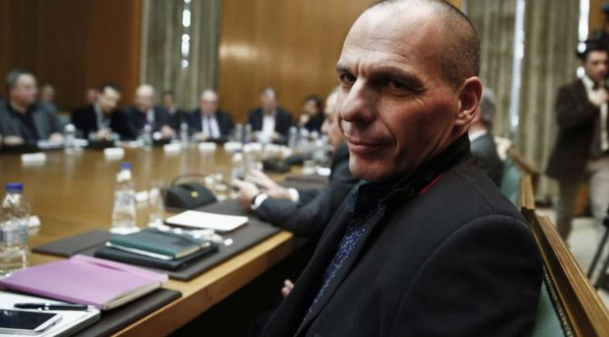 Can Democracy and a Monetary Union CoExist? – Varoufakis