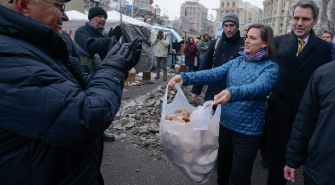 Victoria Nuland had a Hand in Every US Intervention in the Past 30 Years