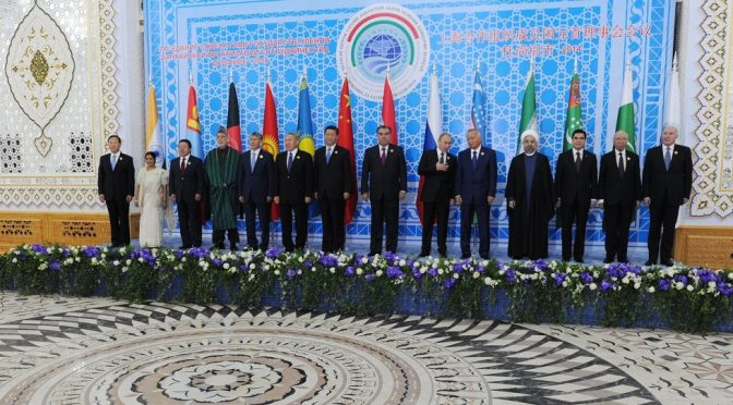 Nuclear Countries Join Silk Road + Eurasian Union