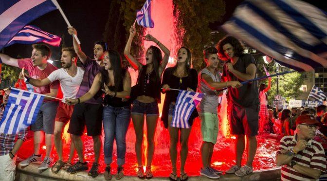 "Top secret negotiations continue as Greek ""No"" vote pressures Western oligarchy to surrender"