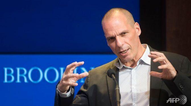 Is Varoufakis Troika's Trojan Horse?