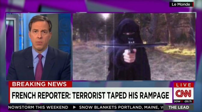 How CNN Helps Terrorism Grow
