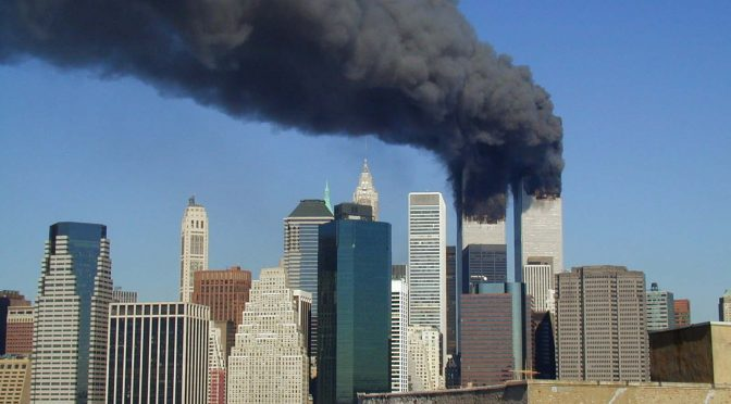 The Real Reason Behind The 911 Terror Is Control Over Global Collateral Accounts