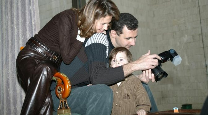 The Moral Forces Behind Syrian Prez Bashar al-Assad