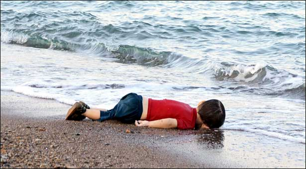 Drowned Syrian Boy Drives Home Guilt in All of Us!