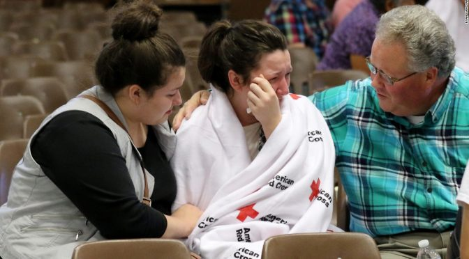 "Poorly Executed Mass Shooting ""Has Become Routine"""