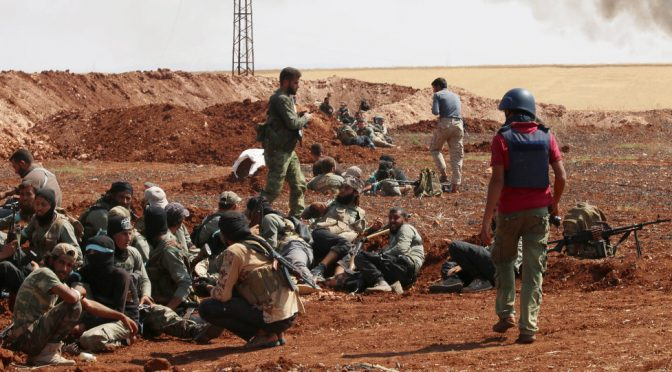 Saudi Arabia's Blitzkrieg on Damascus Syria Foiled Anew, Diverts 1,000s of ISIS Militants to Yemen