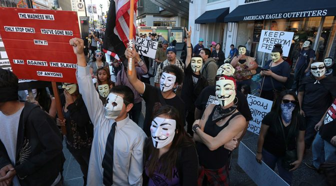 Remember, Remember the 5th of November…