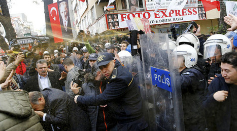 Cumhuriyet pepper spray