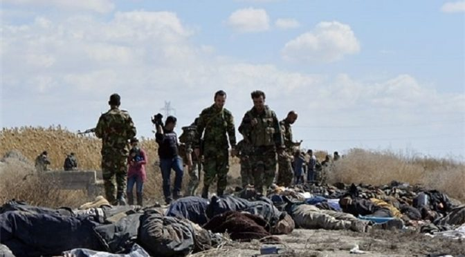 ISIS Leadership is Being Decapitated One by One